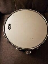 "Pearl sensitone snare drum 5.5"" shell Nice"
