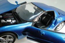 Corvette Chevrolet Built Sport Car 1 24 Model Carousel Blue 12 18 1967 25 Promo