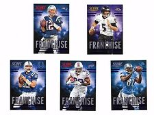 2014 Score, Franchise, Football Cards !!