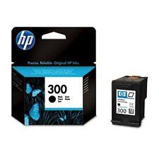 HP Hewlett-Packard HP Nr.300 BK CC640EE Drucker Farbe Schwarz black Ersatz