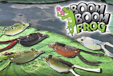 Stanford Baits Boom Boom Frog Select Style & Color