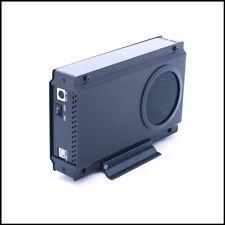 """3.5"""" USB SATA IDE Hard Disk Drive HDD Enclosure w/ Fan"""