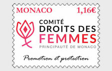 monaco 2019 2020 Women Rights protection combat violence discrimination 1v mnh