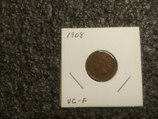 1908 Indian Head Cent !!