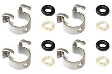 x4 Injector Repair Kit FOR MINI R55 CLUBMAN 1.6 07->09 Petrol Cooper Elring