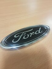 FORD Badge in Black 114mm x 45mm