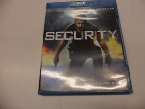 Blu-Ray    Security - It's Going to Be a Long Night