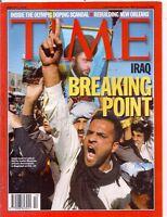 TIME-mar 6,2006-IRAQ:BREAKING POINT.