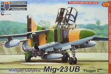 "MiG-23 UB ""Flogger C"" ,International,1:72, KP, Plastik ,SU,Indien , Neuheit"