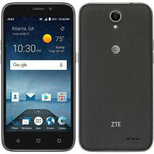 New ZTE Maven 3 AT&T Unlocked 4G LTE 8GB Android Smartphone Black