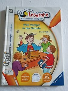 Tiptoi Leserabe Willi Vampir in der Schule
