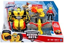 Transformers Rescue Bots Bumblebee Rock Rescue Team New