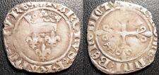 Bourgogne - Jean sans peur au nom de Charles VI - florette - Chalôn sur Sâone