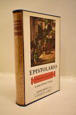 Cento Libri Longanesi - Giacomo Casanova: EPISTOLARIO 1969 Lettere a cura Chiara