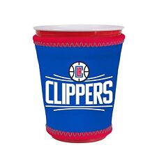 Los Angeles La Clippers Kup Holder Coolie for Solo Cups, Pint Glasses, Coffee
