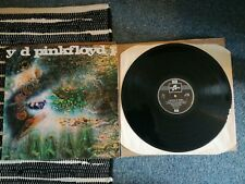 "Pink Floyd - A Saucerful Of Secrets - 12""lp 1973 -3/-3 vgc+/ex.con"