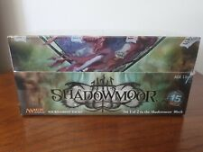MTG Shadowmoor Starter Deck Box, Tournament Pack Factory Sealed English Magic
