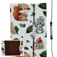 3-tlg Geschenkset Baby Plüschpferd Lätzchen Holzschrift Geburt Gasgeschenk