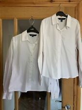 New Look Girls White School Blouses Age 13