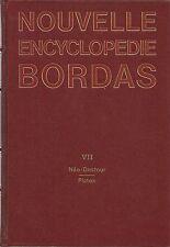 NOUVELLE ENCYCLOPEDIE BORDAS TOME 7 - LISA