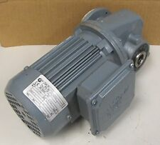 NORD 1007364066 SK63 S/4 230/400V 0.12 KW MOTOR W/ 1S40AF-63 S/4 GEARBOX NEW