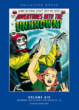 Adventures into the Unknown! Vol 6 ACG Golden Age HC PS Artbooks 2014