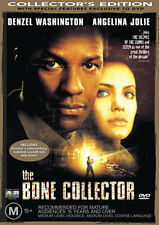 The Bone Collector (DVD, 2000) R4 PAL NEW FREE POST