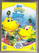 DIVE OLLY DIVE! - OCEAN EXPLORERS - VOLUME 1 - 3D ANIMATED - NEW & SEALED R2 DVD