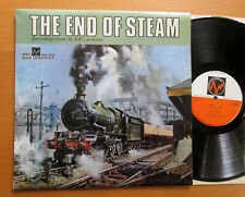 The End Of Steam 1970 NM/EX Vinyl BBC Records REB 30 M