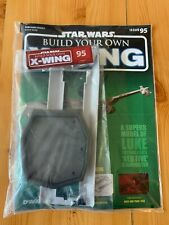 More details for star wars build your own  x-wing issue 95 starfighter model parts scale 1:18