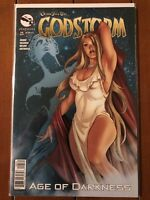 Grimm Fairy Tales: Godstorm Age Of Darkness One-Shot Cover C NM GFT 1st Print