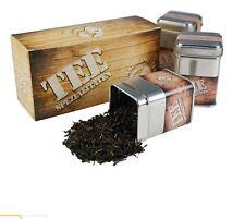 "Geschenkbox ""Überseekiste"" Teespezialitäten"