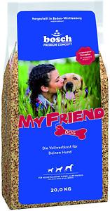 bosch My Friend Kroketten Hundefutter für ausgewachsene Hunde aller Rassen 20 kg