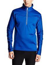 KILLY Men's  Blue Long Sleeve Downhill Ski Midlayer Small uk38 RRP £160