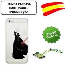 FUNDA CARCASA IPHONE 5 y 5S DARTH VADER STAR WARS.DESDE ESPAÑA.MAS EN TIENDA