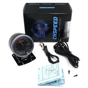 "2.5"" 60mm Step Motor Dual Color LED Air/Fuel Ratio Gauge Monitor Holder"