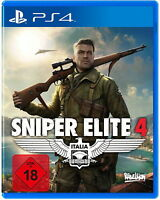 Sniper Elite 4 - Italia (Sony PlayStation 4, 2017)