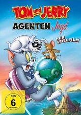 Tom und Jerry - Agentenjagd - DVD - *NEU*
