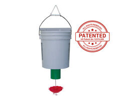 Lot of 4 Peckomatic Demand Bird Feeder Kits : Listing for customers from Canada