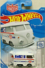 Hot Wheels 2019 Volkswagon Series KOOL KOMBI (White) #136