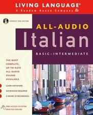 All-Audio Italian: Basic-Intermediate, Compact Disc Edition Italian Edition