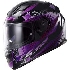 Full Face Graphic Matt LS2 Brand Motorcycle Helmets