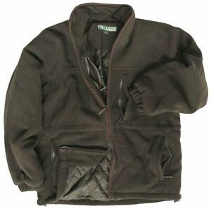 Hoggs of Fife -  Ghillie Padded Fleece Jacket - Waterproof