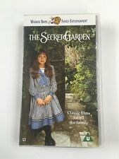 The Secret Garden VHS Tape