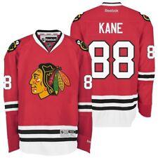 #88 Patrick Kane Chicago BLACKHAWKS RBK NHL Premier Jersey 100% Original
