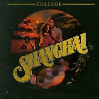 COLLEGE Shanghai (2017) 15-track CD