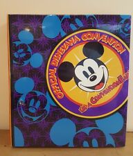 Rare Disney Photo Album,  Mickey Mouse. I'm a ConventionEar Disneyana Convention