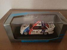 BMW M3 E30 DTM 1990 #1 Team Schnitzer Ravaglia 1:43 Minichamps
