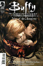 BUFFY THE VAMPIRE SLAYER: TALES OF THE VAMPIRES #1 SIGNED BY ARTIST JO CHEN