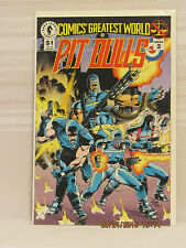 Comics' Greatest World: Pit Bulls #[Week 2] (Jun 1993, Dark Horse)